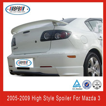 high style spoiler for Mazda 3 Sedan 2005~2009