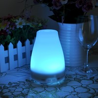 100ml oem oil diffuser decorative glass humidifier ultrasonic humidifier