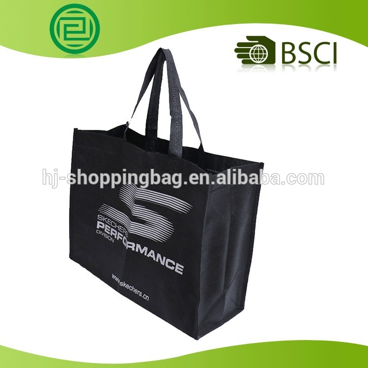Top quality customized tote shopping bag