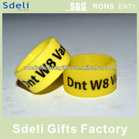 factory direct sell OEM debossed embossed print color filled silicone finger ring/silicone rubber ring