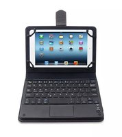Universal Detachable Bluetooth keyboard case for tablets for iPad Air for ipad5 tablet