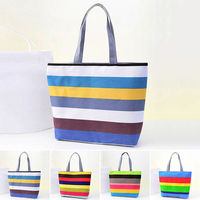 Cheap and reasonable beach bag canvas tote BAG