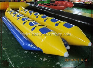 Outdoor Toys & Structures Type Flying Manta Ray Inflatable Watercraft,inflatable boat/banana boat