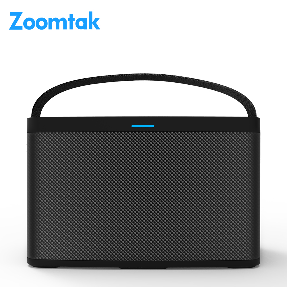 Multifunctional / Passive / Portable wifi voice control Speaker Zoomtak SK3