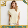 slim high quality cheap fashion t shirt design