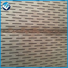 decorative cuttain wall aluminum perforated alloy security mesh