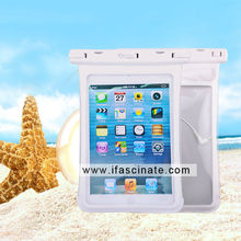 With Earphone For ipad mini Pouch Waterproof Case