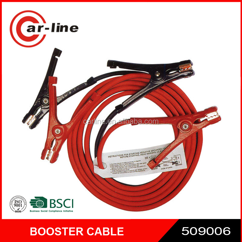 2016 4GA-8GA high qulity booster cable