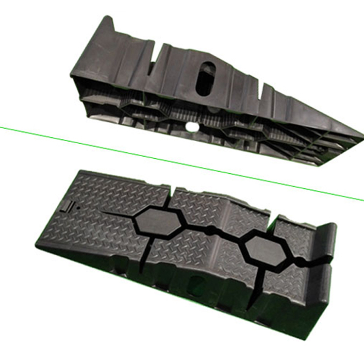 Best Sell Super-strong Plastic Integral Car Ramps