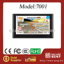 7 Inches GPS Navigation ,World Map Installed, Best GPS ,Touch Screen, FM, Video, Audio, Games, GPS U-route 7001