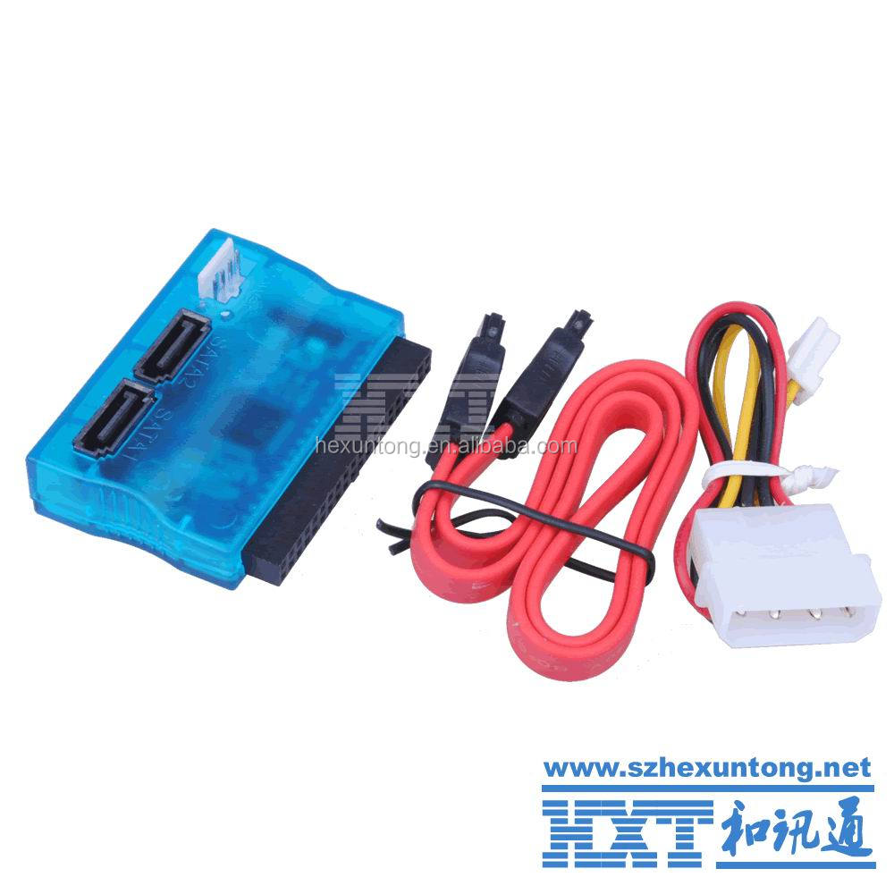 Two-way adapter IDE to SATA adapter And serial SATA to IDE adapter card