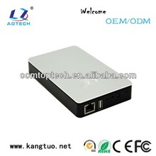 hot selling hi-speed 2.5 inch hdd enclosure 15mm from Shenzhen Aotech