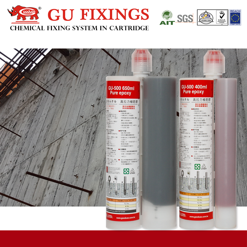 Epoxy with styrene sika concrete bonding adhesive construction glue sealant caulking adhesive sealant
