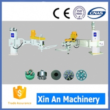 Granite marble manual hand stone polishing machine