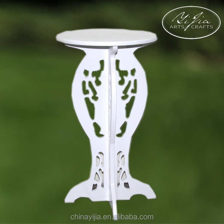 Custome Made Home Furniture Plant Table Room Furniture Plant Pot Stand Table Tall Lamp / Side / Plant Table