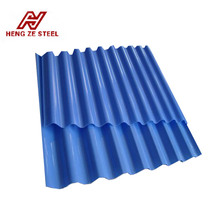 22 gauge thickness galvanized corrugated steel sheet metal manufacturer