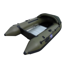 4 person folding inflatable rowing boat sport boat