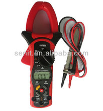 Auto-Ranging AC/DC Clamp Meter snt806 with large clamp
