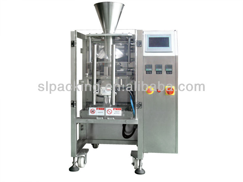 automatic biscuit/snack food weighing and packing machine (SLIV-320)