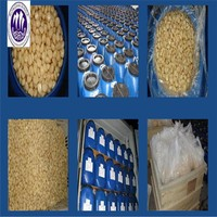 peeled garlic cloves in brine china price(350-450pcs/kg)
