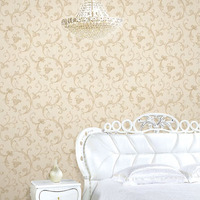 Good supplier MyHome paintable wallpaper good price pvc wall panels designs