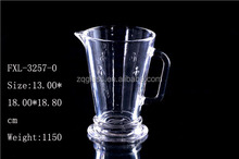 Semi-Auto Press Drinkware Honeybee Bee Emboss Crystal Clear Beverage Coffee Tea Juice Beer Water Glass Mug