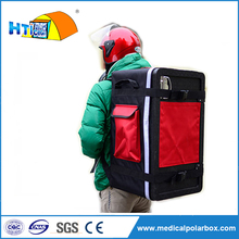 43L Open Side Backpack Pizza and Food Delivery container