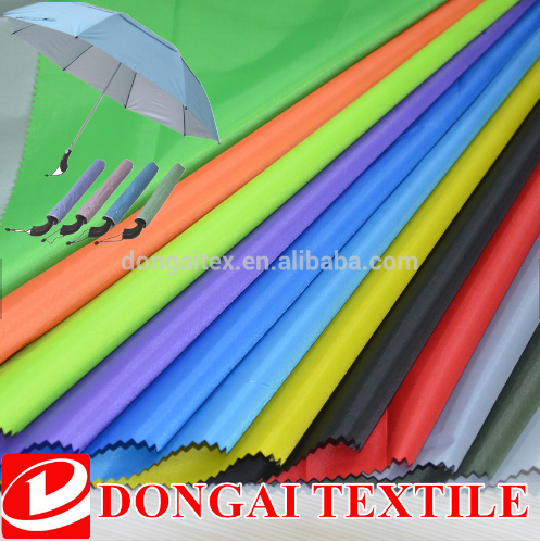 waterproof fabric for umbrella <strong>material</strong>/umbrella fabric