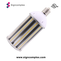 china manufacture 158lm/w E40 100W led post light for garden