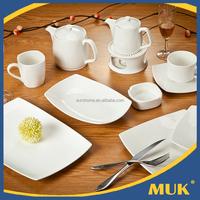 Hotel ware & restaurant ware & Kitchen ware fine ceramic tableware / porcelain tableware