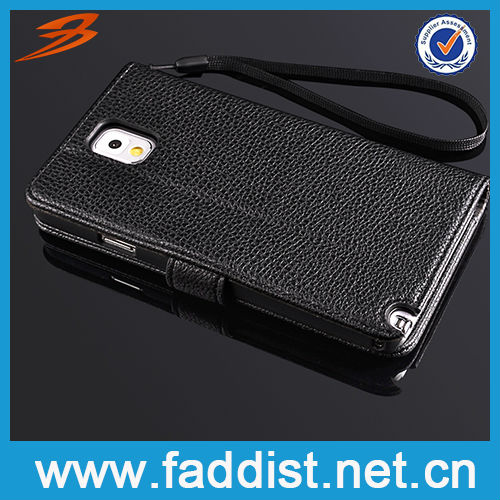 Flip Wallet Leather Case for Samsung Galaxy Note 3 N9000