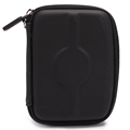 Black PU shockproof and waterproof GPS holder, child GPS bag, GPS case