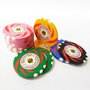 3 Colors Cheap custom 14g clay poker chips