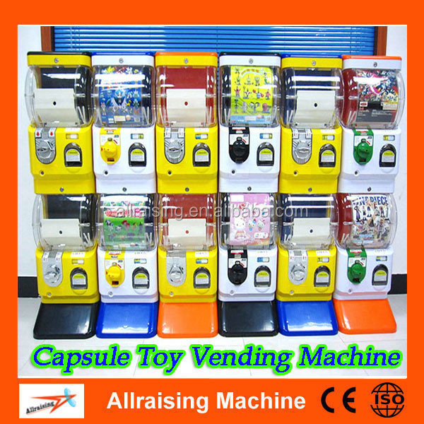 New Style Kid Toys Dispenser Coin Capsule Vending Machine For Sale