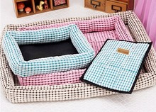 Corduroy Pet Bed Dog Bed Dog Kennel 2015 New Products Wholesale Pets Supplies Pet Products Dogs Accessories