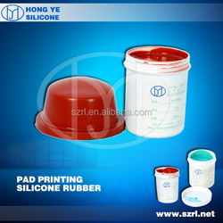 rtv silicone Silicone Rubber for Making Printing Pad