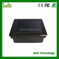Industrial panel pc price IBOX-901 wall mount touch screen all-in-one computer