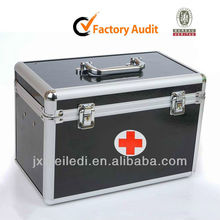 First-Aid Tool Kits Boxes Aluminum First Aid Box MLD-AC723