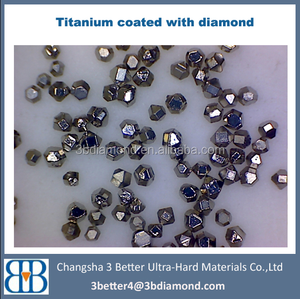 High strength/High Grinding Efficiency coated diamond like carbon
