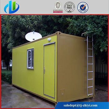 Cheap Ready Made Flat Pack Expandable Prefabricated Two