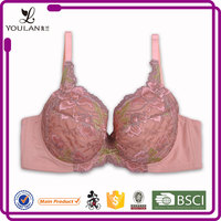 New Design Fat Women Sexy Ladies Underwear Plus Size Bra