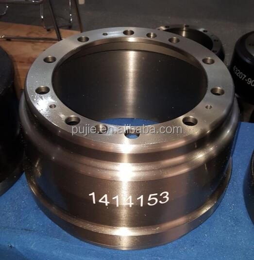 Light Weight Truck Brake Drums for PGRT