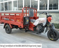 Three Wheeled Cargo Motorcycle truck Tricycle 150cc/200cc/250cc/300cc