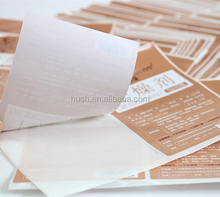 Custom Self Adhesive Label Sticker Printing,Private Bottle Packaging Sticker