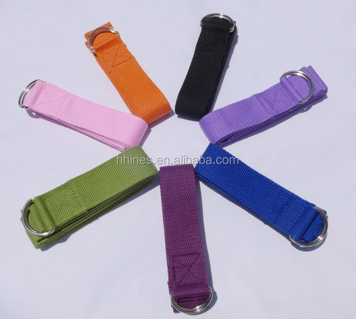 Flexible carrying yoga strap/Stretch belt