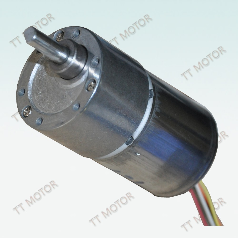 GM37-TEC3650 of bldc motor with 37mm gearbox