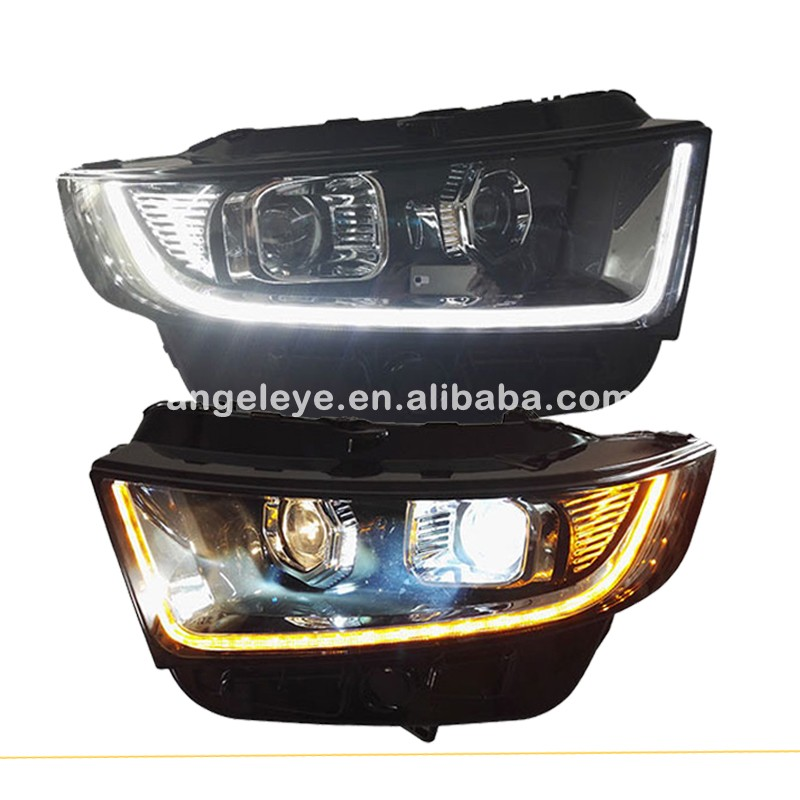 2015-2016 Year For Ford Edge LED Head Lamp TL