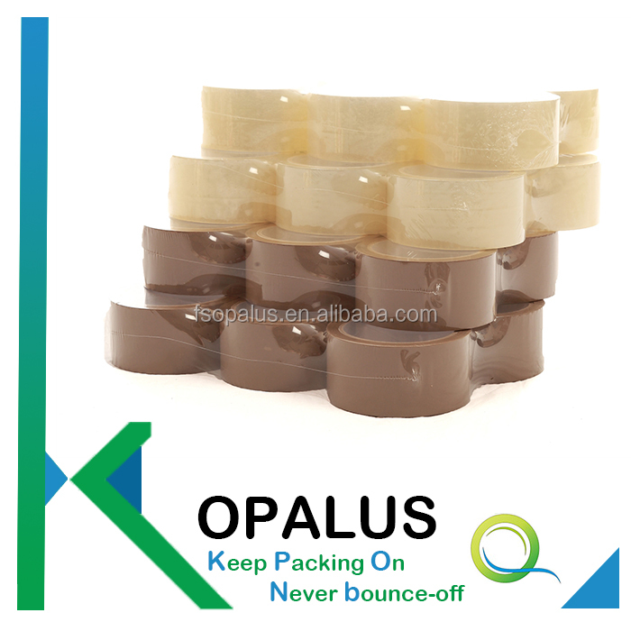 Golden supplier 2 inch packing tape, brown tape price