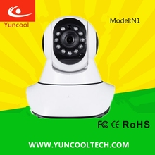 Power supply 5V micro USB IP Camera & oem H.264 cctv security camera