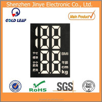 digits LED display electronic weighing scale parts
